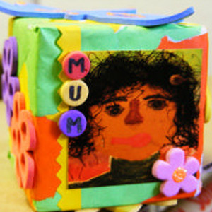 Mummy PhotoCube