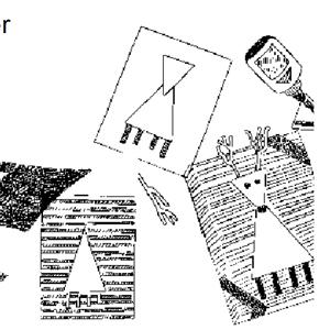 Craft Sheet – Reindeer