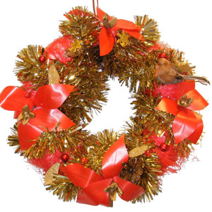 Craft Sheet – Christmas Wreaths