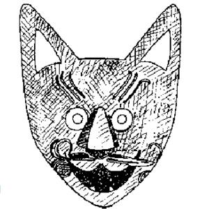 Craft Sheet – Cat Mask