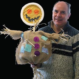Craft Sheet – Scarecrow