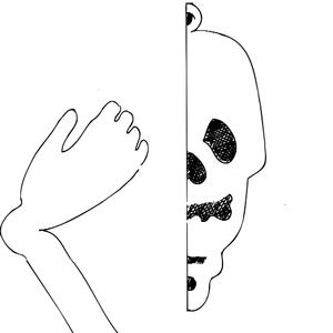 Craft Sheet – Skeleton Concertina