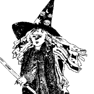 Craft Sheet – Witch & Wizard Costume