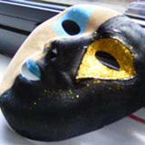 Craft Sheet – Venetian Masks