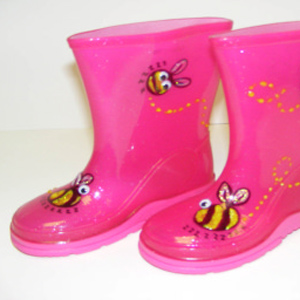 Decorate your own Welly Boots