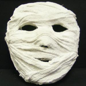 Mod Roc Mummy Mask
