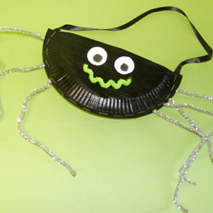 Spider Candy Bag