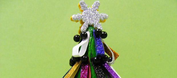 Christmas Polycone Tree