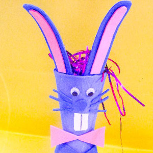 Easter Bunny Polycups