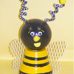 Habee Easter Buzzy Bee
