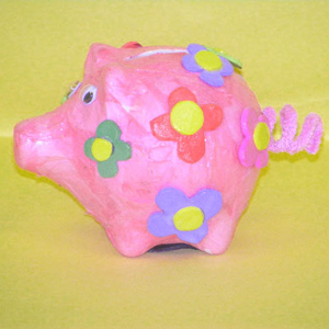 Mothers Day Piggy Bank