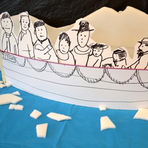 Craft Sheet – Titanic Boats, Belfast