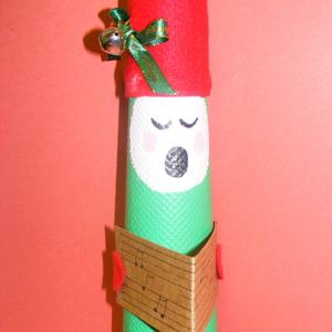 Christmas Carol Singer Cones