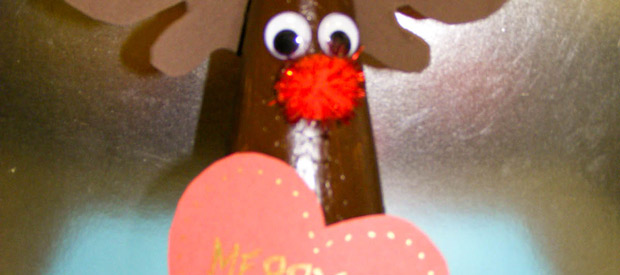 Rudolph the Red Nosed..