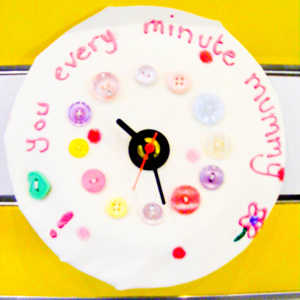 Mummy Clock