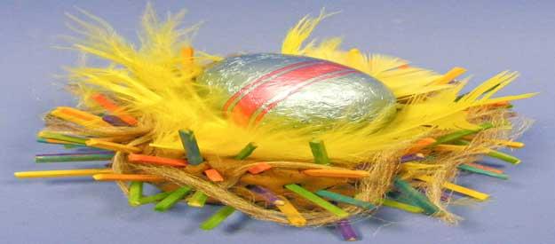 Easy Easter Nest
