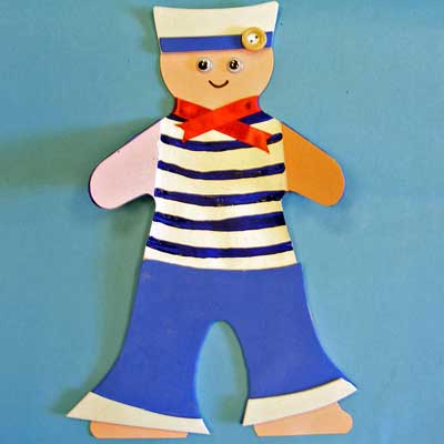 Singing Sailor