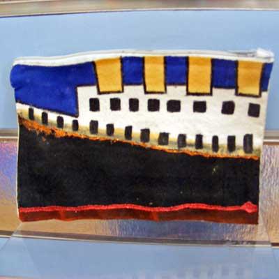 Titanic Pencil case