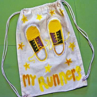 Runners Bag