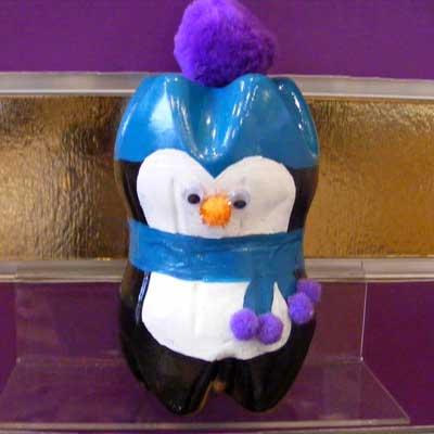 Fizzy Pop Penguin