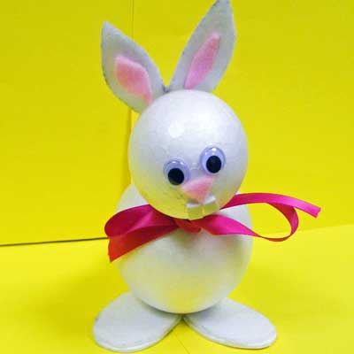 Funky Easter Bunny