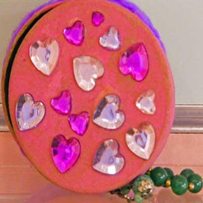 Valentines Gem Box