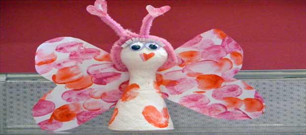 Valentines Love Bug