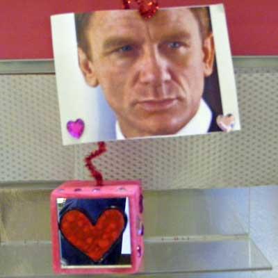 Valentines Photo Holder