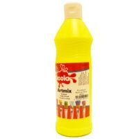 Flu Sunburst Yellow