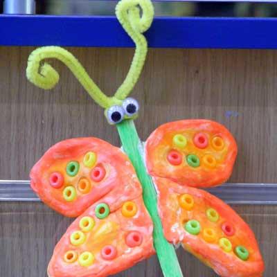 Model Magic Butterfly