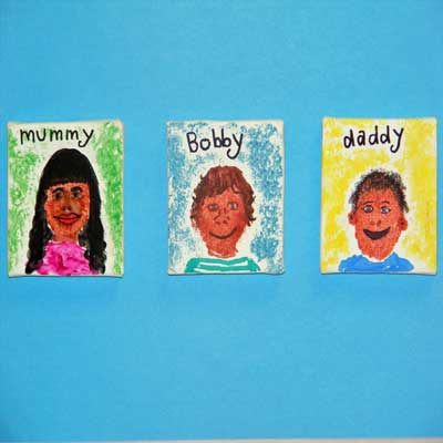 Mini Family Portraits