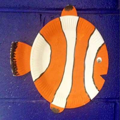 Little Fishy (Nemo look-a-like)