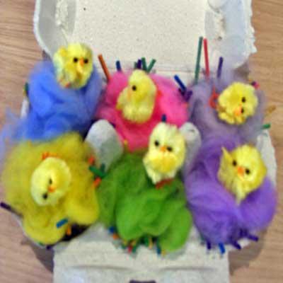 Cute 'Cheep' Chicks