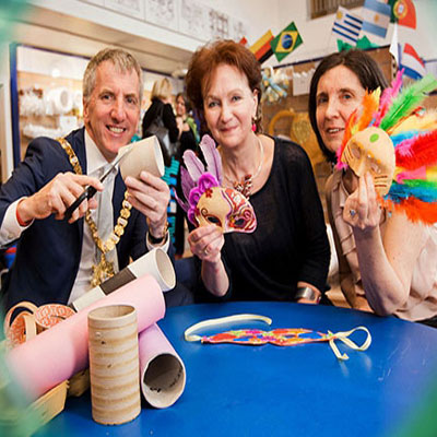 The Lord Mayor Visits Play Resource