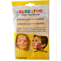 Face Painting stencil