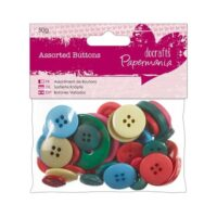bright buttons 50g