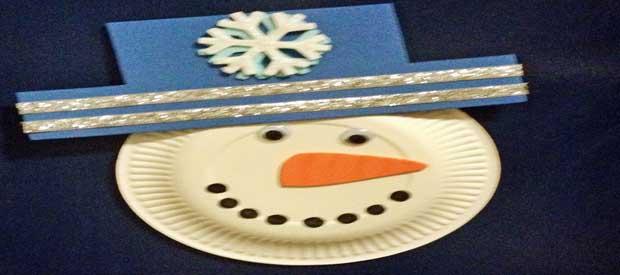 Sassy Snowman