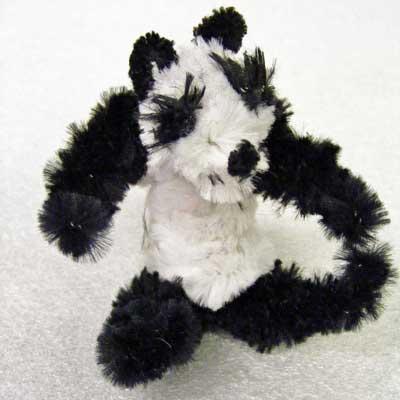 PIPECLEANER PANDA