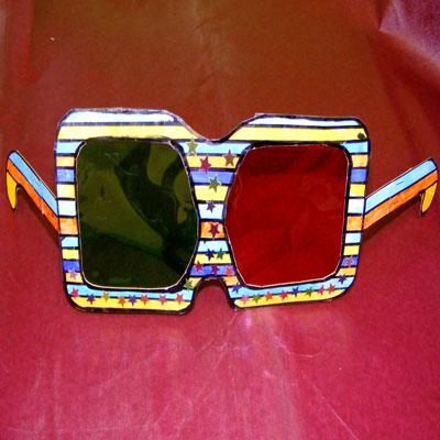 FUNKY 3D GLASSES