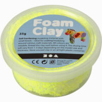 foam-clay-neon-yell