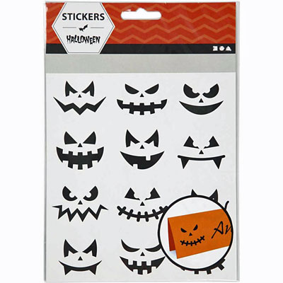 halloween-stickers-faces