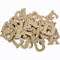 WOOD-LETTERS