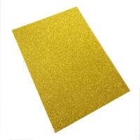 Gold Glitter Sheet
