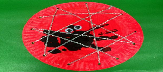 BABY SPIDER WEB