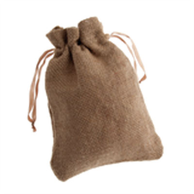 hessian-bag