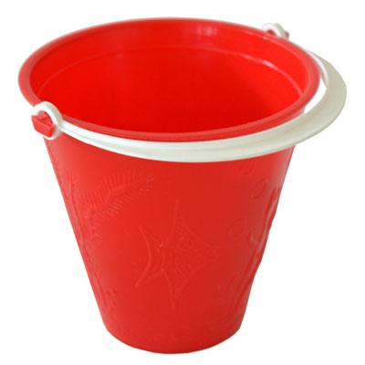 red-buket