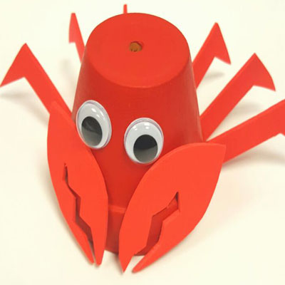 SHELLBY THE CRAB