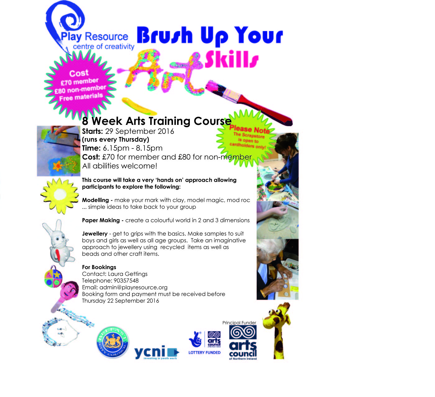 Brush Up Art Skill June13