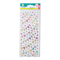 stickers-bunting