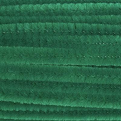 green-chenille